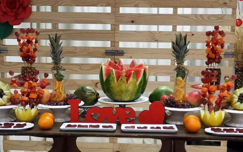 Mesa de Frutas - Foto 2