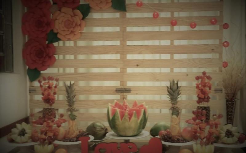 Mesa de Frutas - Foto 3