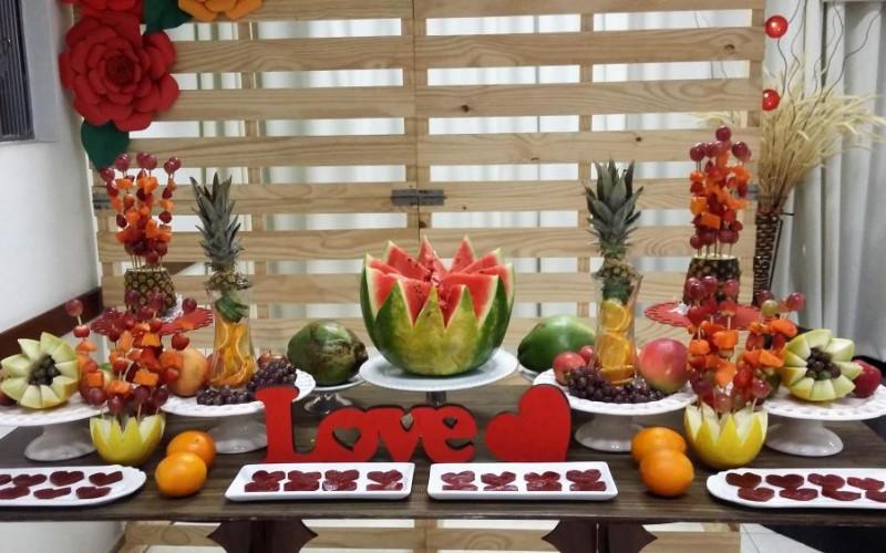 Mesa de Frutas - Foto 4