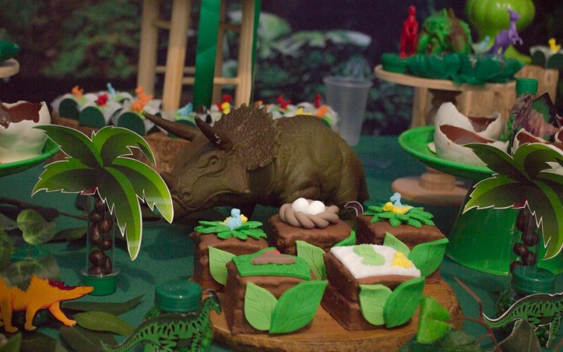 Dinossauros Jurassik World - Foto 5