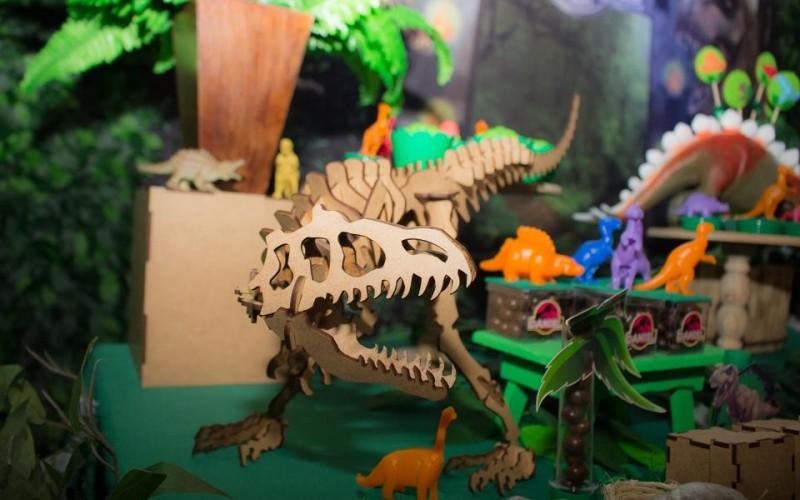 Dinossauros Jurassik World - Foto 1