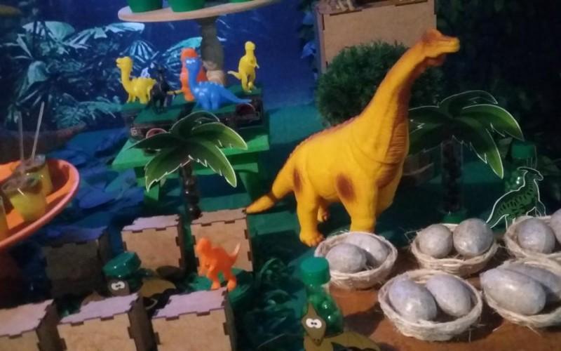 Dinossauros Jurassik World - Foto 8