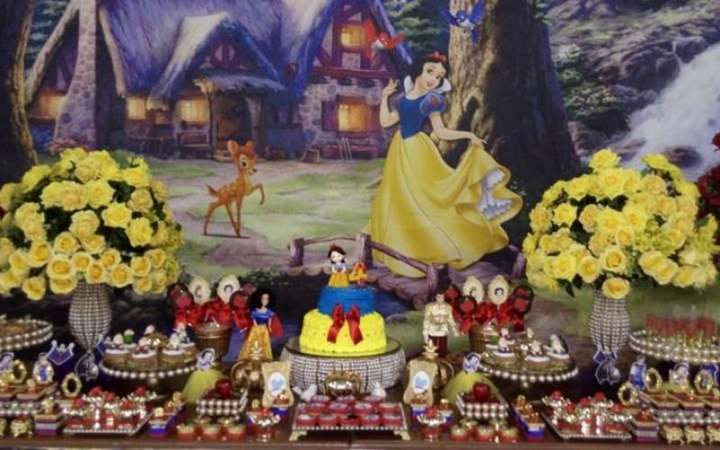 Branca de Neve Realeza Festas - Foto 3