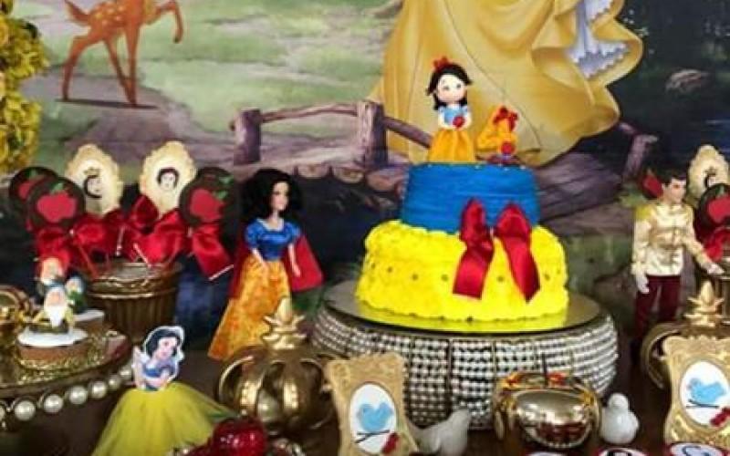 Branca de Neve Realeza Festas - Foto 7