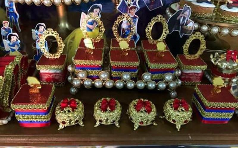 Branca de Neve Realeza Festas - Foto 10