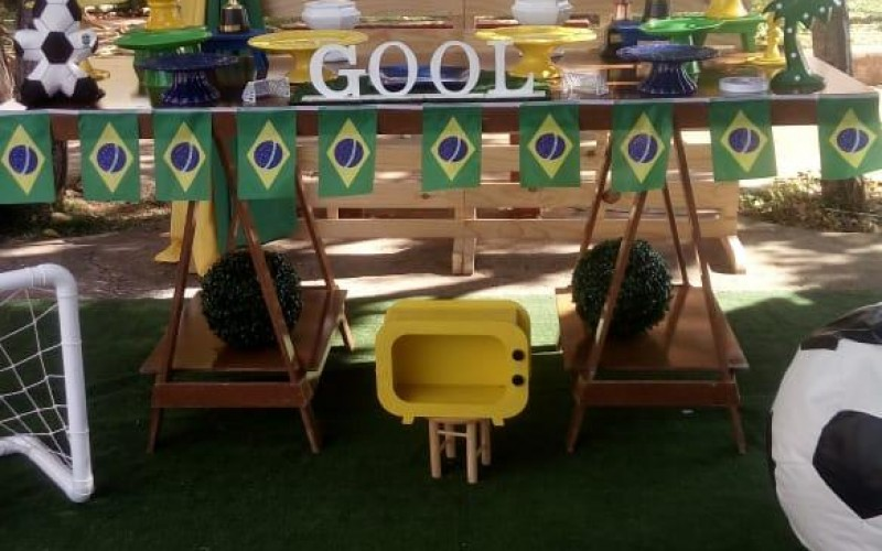 Futebol Brasil - Foto 4