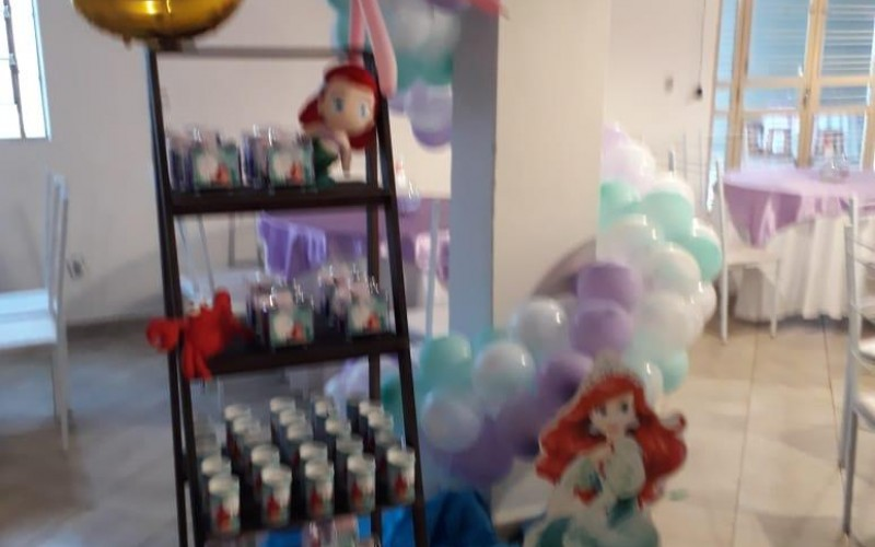 Ariel - A pequena Sereia - Foto 5