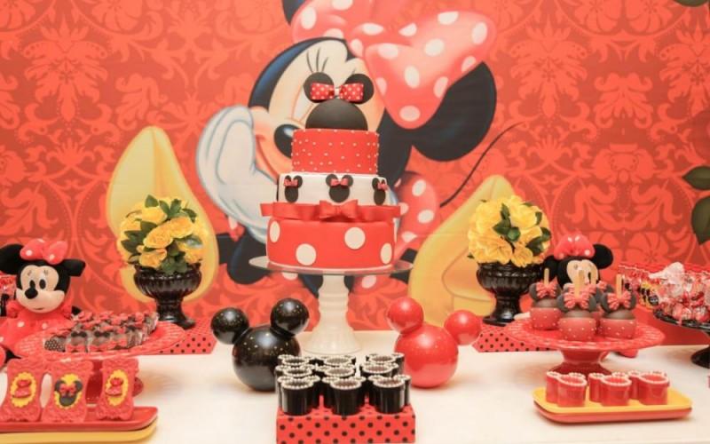 Minnie Vermelha - Foto 12