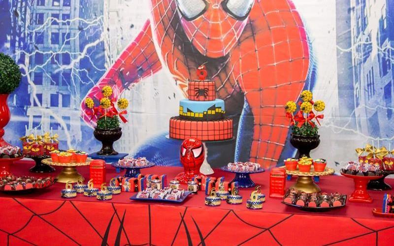 Homem Aranha - Foto 1