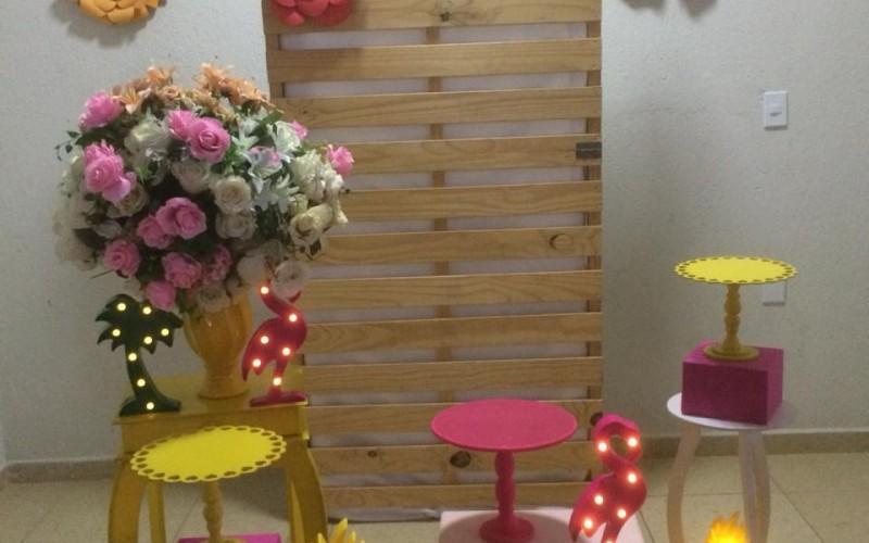 Mini Table Tropical - Foto 1