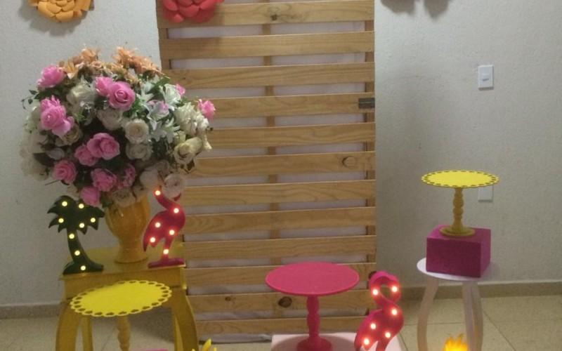 Mini Table Tropical - Foto 2