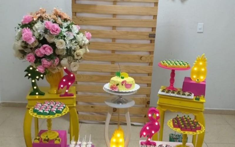 Mini Table Tropical - Foto 3