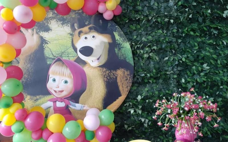 Masha e o Urso - Foto 12