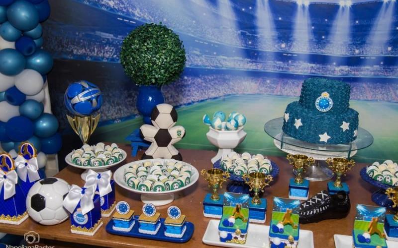 Futebol Time Cruzeiro - Foto 12