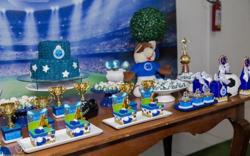 Futebol Time Cruzeiro - Foto 13