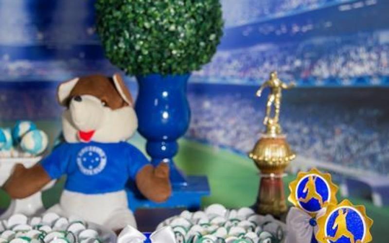 Futebol Time Cruzeiro - Foto 27