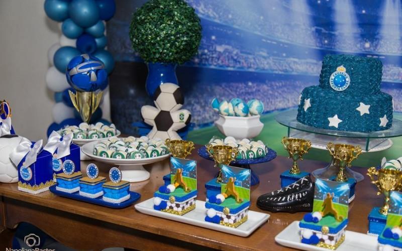 Futebol Time Cruzeiro - Foto 14