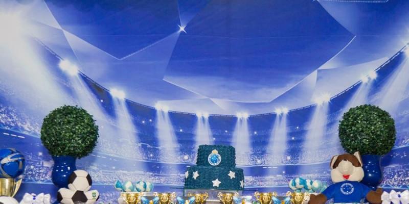 Futebol Time Cruzeiro