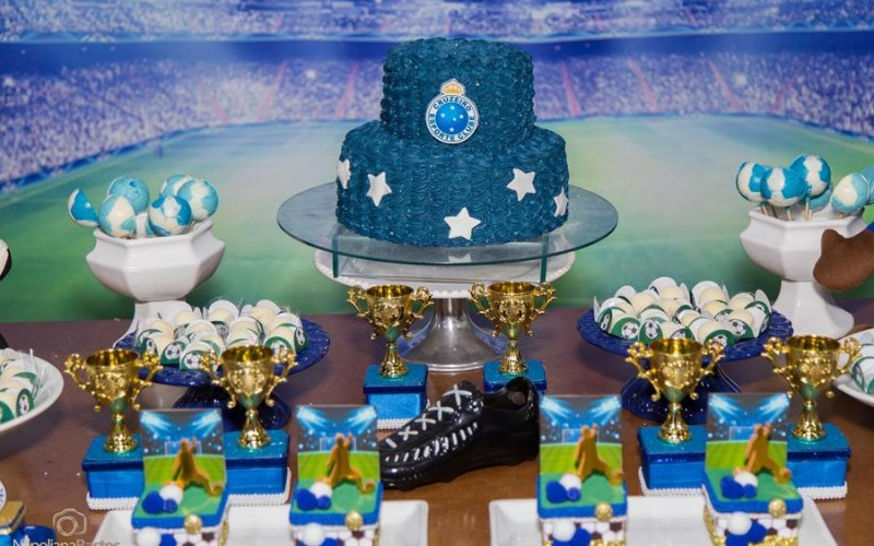 Futebol Time Cruzeiro - Foto 8